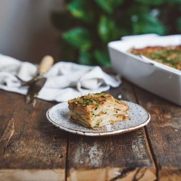 Vegan Potatoes Au Gratin Recipe | SideChef