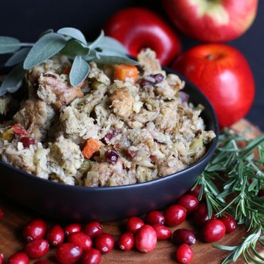 Classic Herb Stuffing Recipe | SideChef
