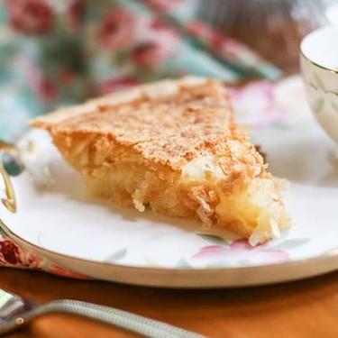 French Coconut Pie Recipe   SideChef