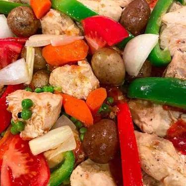 Chicken Afritada Recipe | SideChef