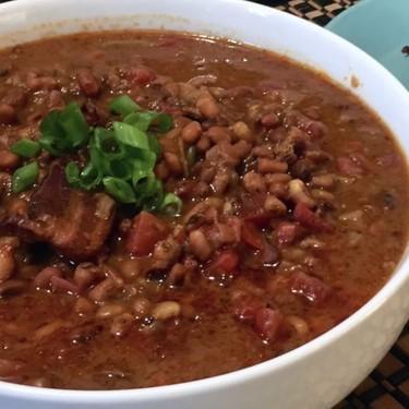 Southern Stewed Field Peas Recipe   SideChef