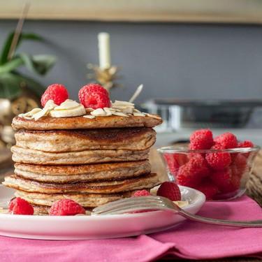 Vegan Protein Pancakes Recipe | SideChef