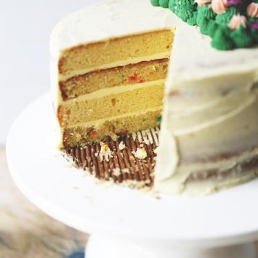 Classic Vanilla Cake Recipe   SideChef
