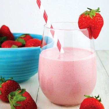 Strawberry Smoothie Recipe   SideChef