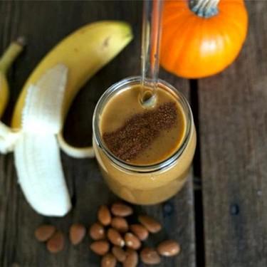 Vegan Pumpkin Pie Smoothie Recipe | SideChef