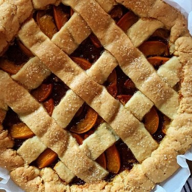 Kamut Flour Apricot Pie Recipe   SideChef