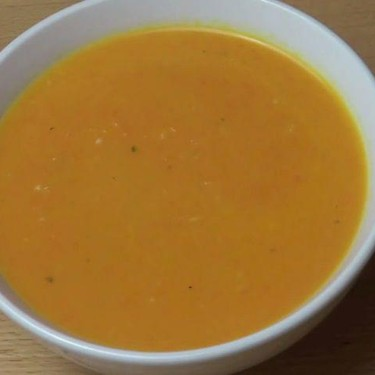 Roasted Carrot Soup Recipe | SideChef