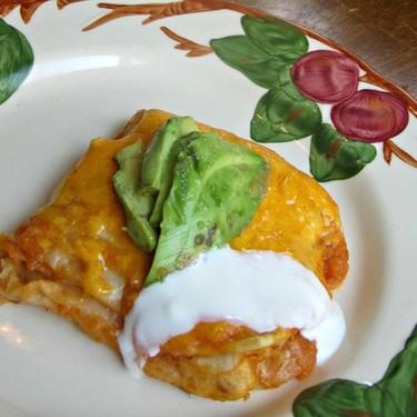 Chicken Enchilada Casserole Recipe | SideChef
