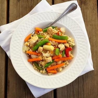 Easy Fried Rice Recipe   SideChef