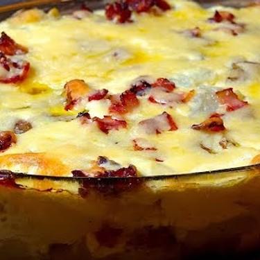 Fully Loaded Baked Potato Casserole Recipe   SideChef