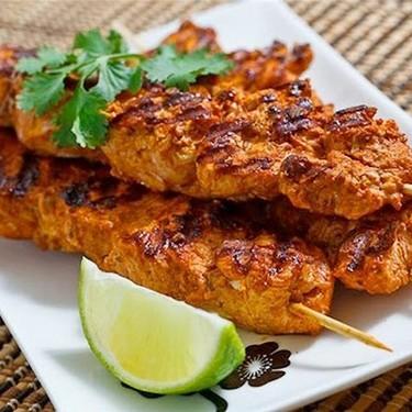 Grilled Tandoori Chicken Skewers Recipe | SideChef