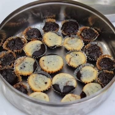 Brownie Cheesecake Bites Recipe | SideChef
