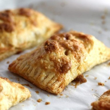 Baked Apple Hand Pies with Cornmeal Crust Recipe   SideChef