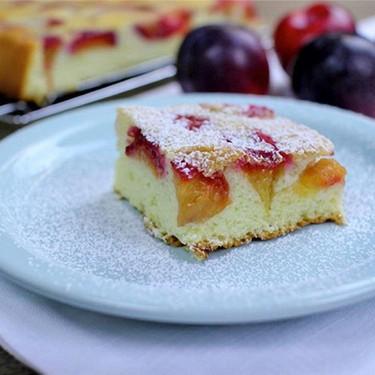 Plum Coffee Cake Recipe   SideChef