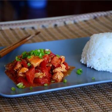Chicken Chilli Pepper Stir-Fry Recipe   SideChef