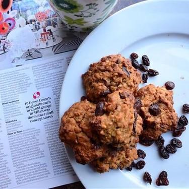 Peanut Butter Oatmeal Cookies Recipe | SideChef