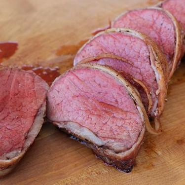Bacon Wrapped Beef Tenderloin Recipe | SideChef