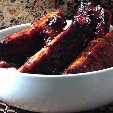 Air Fryer BBQ Baby Back Ribs Recipe   SideChef