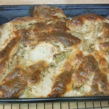 Quick Scalloped Potatoes Recipe | SideChef