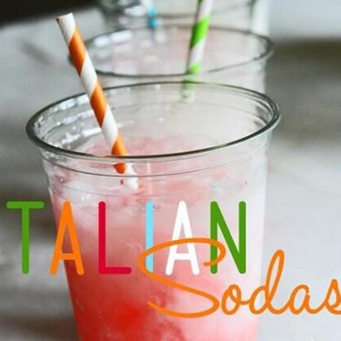 Italian Soda Recipe   SideChef