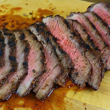 Grilled London Broil Recipe   SideChef