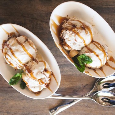 Coconut Macadamia Ice Cream Recipe   SideChef