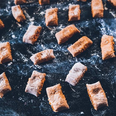 Sweet Potato Cinnamon Gnocchi Recipe   SideChef