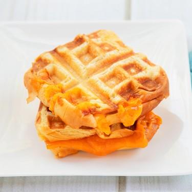 Waffle Iron Grilled Cheese Recipe | SideChef