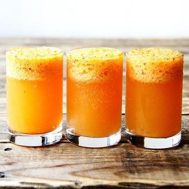 Whole Peach Bellini Recipe   SideChef