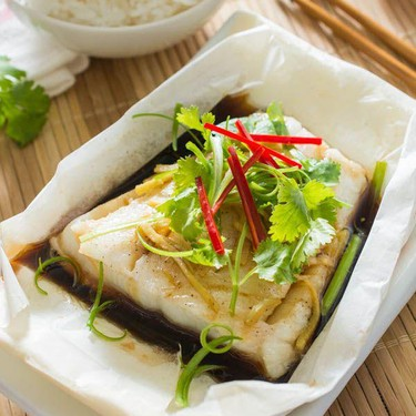 Chinese Style Oven Baked Fish Recipe | SideChef
