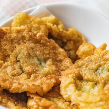 Dominican Eggplant Fritters Recipe | SideChef
