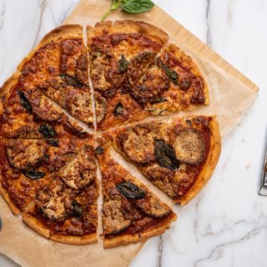 Gluten-Free Eggplant Parmigiana Pizza Recipe | SideChef