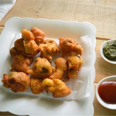 Broccoli Pakora   Broccoli Fritters Recipe   SideChef