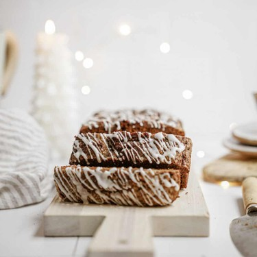 Vegan Gingerbread Loaf Recipe | SideChef