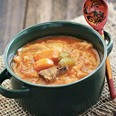 Borscht Soup Recipe | SideChef