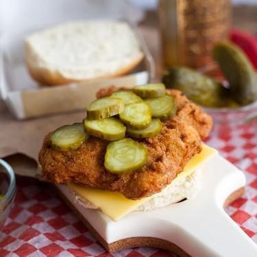 Vegan Chick-Fil-A Copycat Chicken Sandwich Recipe | SideChef