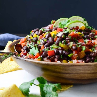 Black Bean Dip Recipe | SideChef