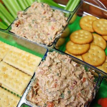 Smoked Tuna Dip Recipe | SideChef
