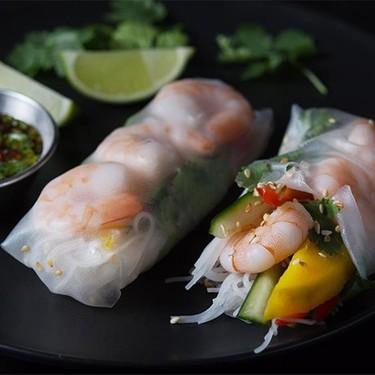 Vietnamese Rice Paper Wraps Recipe   SideChef
