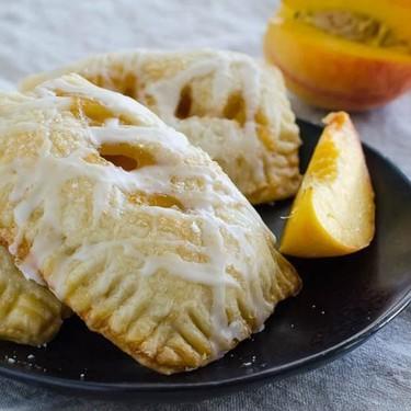 Peach Bourbon Brown Sugar Hand Pies Recipe   SideChef