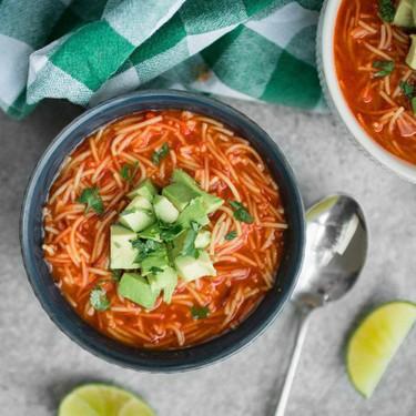 Sopa De Fideo (Mexican Noodle Soup) Recipe   SideChef
