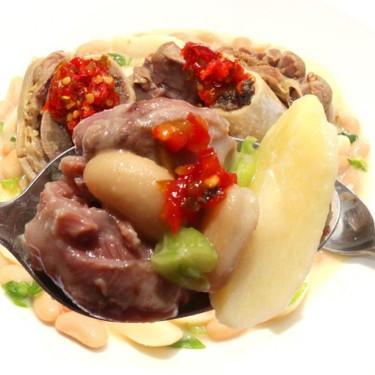 Cannellini and Potato Stew with Ham Hocks Recipe | SideChef