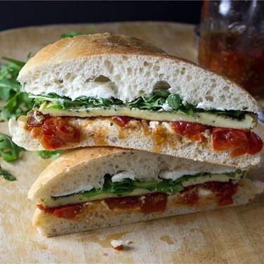 Veggie Sandwich Recipe | SideChef