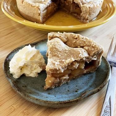 Vegan Apple Pie Recipe | SideChef