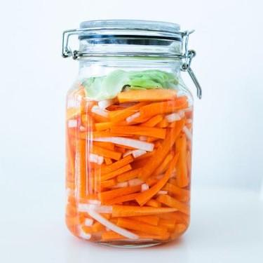 Vietnamese Pickled Carrots (Đồ Chua) Recipe | SideChef