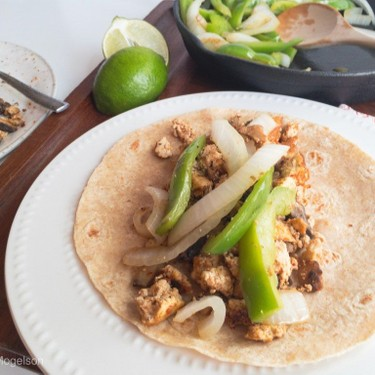 Vegan Sofritas Fajitas Recipe   SideChef