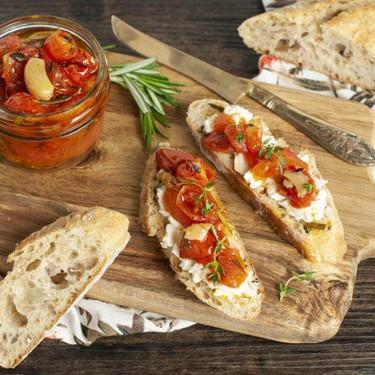 Tomato Confit Recipe | SideChef