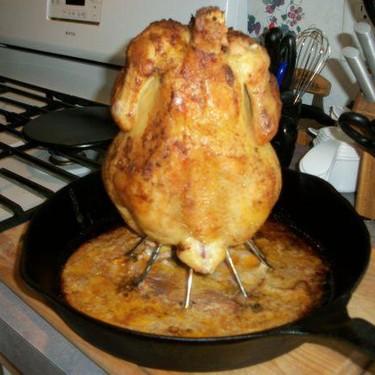 Hasty Tasty Rotisserie Chicken Recipe | SideChef
