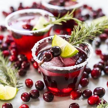 Cranberry Margaritas Recipe   SideChef