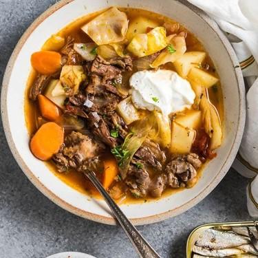 Chinese Oxtail Soup Recipe | SideChef